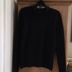 Ann Taylor wool turtleneck sweater
